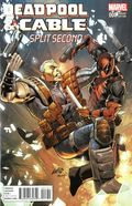 Deadpool and Cable Split Second (2015) 1C