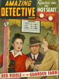 Amazing Detective Cases (1940-1960 Goodman) Vol. 4 #2