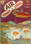 Air Wonder Stories (1929-1930 Stellar) Pulp Vol. 1 #7