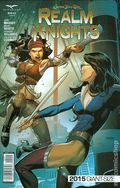 Grimm Fairy Tales Presents Realm Knights (2015) Annual 2A