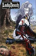 Lady Death Ashcan (2010 Boundless) 1WIZARD
