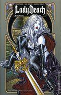 Lady Death Ashcan (2010 Boundless) 1ARTNOUVEAU