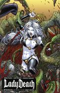 Lady Death Ashcan (2010 Boundless) 1PHILLY