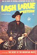 Lash Larue Western (1949 Fawcett/Charlton) 11