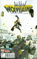 All New Wolverine (2016) 3A