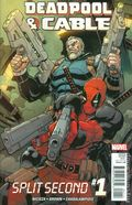 Deadpool and Cable Split Second (2015) 1A