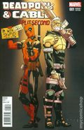 Deadpool and Cable Split Second (2015) 1B