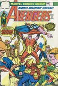 Avengers (1963 1st series) National Book Store Variants 148
