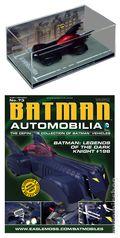 Batman Automobilia: The Definitive Collection of Batman Vehicles (2013- Eaglemoss) Figurine and Magazine #73