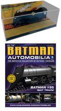 Batman Automobilia: The Definitive Collection of Batman Vehicles (2013- Eaglemoss) Figurine and Magazine #74