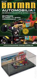 Batman Automobilia: The Definitive Collection of Batman Vehicles (2013- Eaglemoss) Figurine and Magazine #75