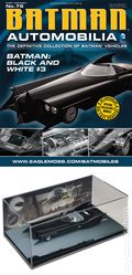Batman Automobilia: The Definitive Collection of Batman Vehicles (2013- Eaglemoss) Figurine and Magazine #76