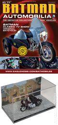 Batman Automobilia: The Definitive Collection of Batman Vehicles (2013- Eaglemoss) Figurine and Magazine #77