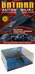 Batman Automobilia: The Definitive Collection of Batman Vehicles (2013- Eaglemoss) Figurine and Magazine #78