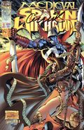 Medieval Spawn Witchblade (1996) 1B
