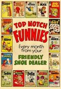 Top Notch Funnies (1959) Shoe Giveaway SPOOKY#31