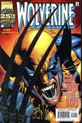 Wolverine (1988 1st Series) 145A.DF.SIGNED.B