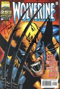Wolverine (1988 1st Series) 145A.DF.SIGNED.C