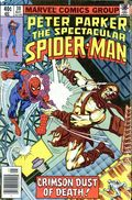 Spectacular Spider-Man (1976 1st Series) Mark Jewelers 30MJ