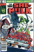 Savage She-Hulk (1980) Mark Jewelers 20MJ