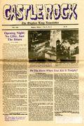 Castle Rock The Stephen King Newsletter (1985) Vol. 5 #5
