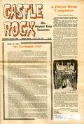 Castle Rock The Stephen King Newsletter (1985) Vol. 5 #9-10