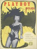 Playboy Magazine (1953-Present HMH Publishing) Vol. 1 #3