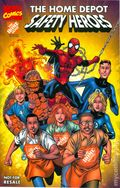 Home Depot Safety Heroes (2004 Marvel) 2005