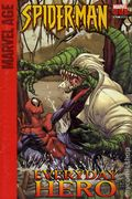 Marvel Age Spider-Man Everyday Hero SC (2004 Marvel) A Target Saddle-Stitched Collection 1-1ST