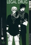 Legal Drug GN (2004-2005 Tokyopop) 2-1ST
