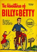 Adventures of Billy and Betty (1955) Dept. Store Giveaway Jun 1955