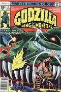 Godzilla (1977 Marvel) 35 Cent Variant 3