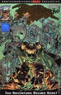 Battle Chasers (1998) Prelude 1BSIGNED