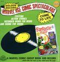 Fantastic Four (1961 1st Series) Golden Record Reprint 1RECORD