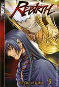 Rebirth TPB (2003-2009 Tokyopop Digest) 6-1ST