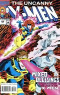 Uncanny X-Men (1963 1st Series) 308DFSIGNED