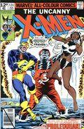 Uncanny X-Men (1963 1st Series) UK Edition 124UK