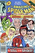 Amazing Spider-Man (1963 1st Series) Mark Jewelers 274MJ
