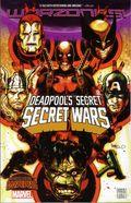 Deadpool's Secret Secret Wars TPB (2016 Marvel) Secret Wars: Warzones 1-1ST