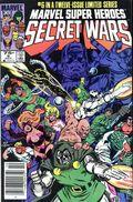 Marvel Super Heroes Secret Wars (1984) Mark Jewelers 6MJ