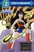 DC Super Friends: Wonder Woman To the Rescue SC (2016 Random House) Step into Reading 1N-1ST