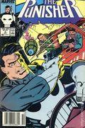 Punisher (1987 2nd Series) Mark Jewelers 3MJ