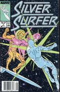 Silver Surfer (1987 2nd Series) Mark Jewelers 3MJ