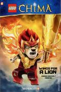LEGO Legends of Chima GN (2014 Papercutz) 5-1ST
