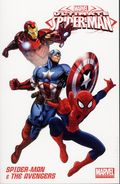 Marvel Universe Ultimate Spider-Man and the Avengers TPB (2015 Marvel Digest) 1-1ST