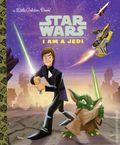 Star Wars I Am a Jedi HC (2016 A Little Golden Book) 1-1ST
