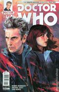 Doctor Who The Twelfth Doctor Year Two (2015) 1A
