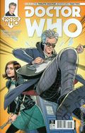 Doctor Who The Twelfth Doctor Year Two (2015) 1C