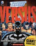Justice League Versus SC (2016 Scholastic) 1-1ST