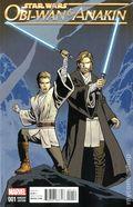 Star Wars Obi-Wan and Anakin (2016 Marvel) 1D